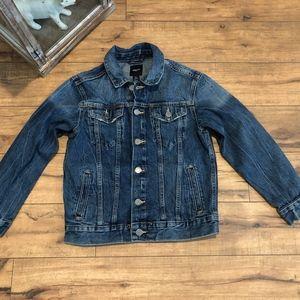 Gap Kids Jean Jacket Size Large (451)